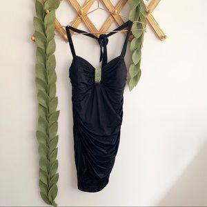 Jantzen Black Swim Dress